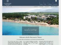Hotel Iliomare - Home page