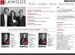 Lawgos Avocats - Home