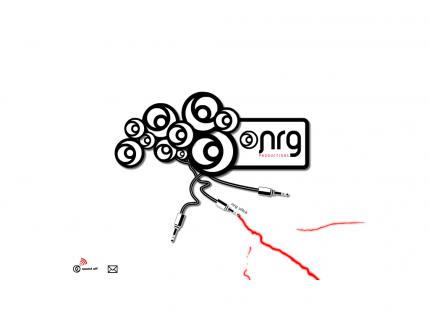 Ιστοσελίδα Nrg Productions - Αρχική (Home)