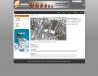 Website Makios Logistics - Contact