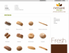 Website Gatidis - Products